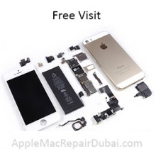 Apple iPhone iPad Air iPad mini iPod repair fix services in Dubai UAE