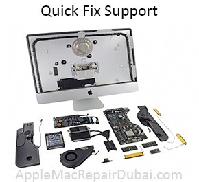 Quick fix support Apple iMac repair in Dubai UAE